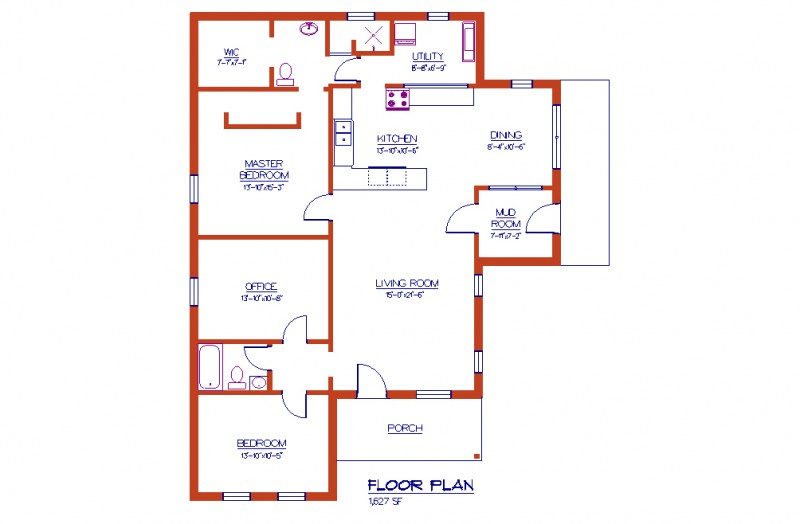 Awesome most efficient floor plans 17 pictures home for Most efficient house plans