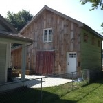 Barnsiding North Side