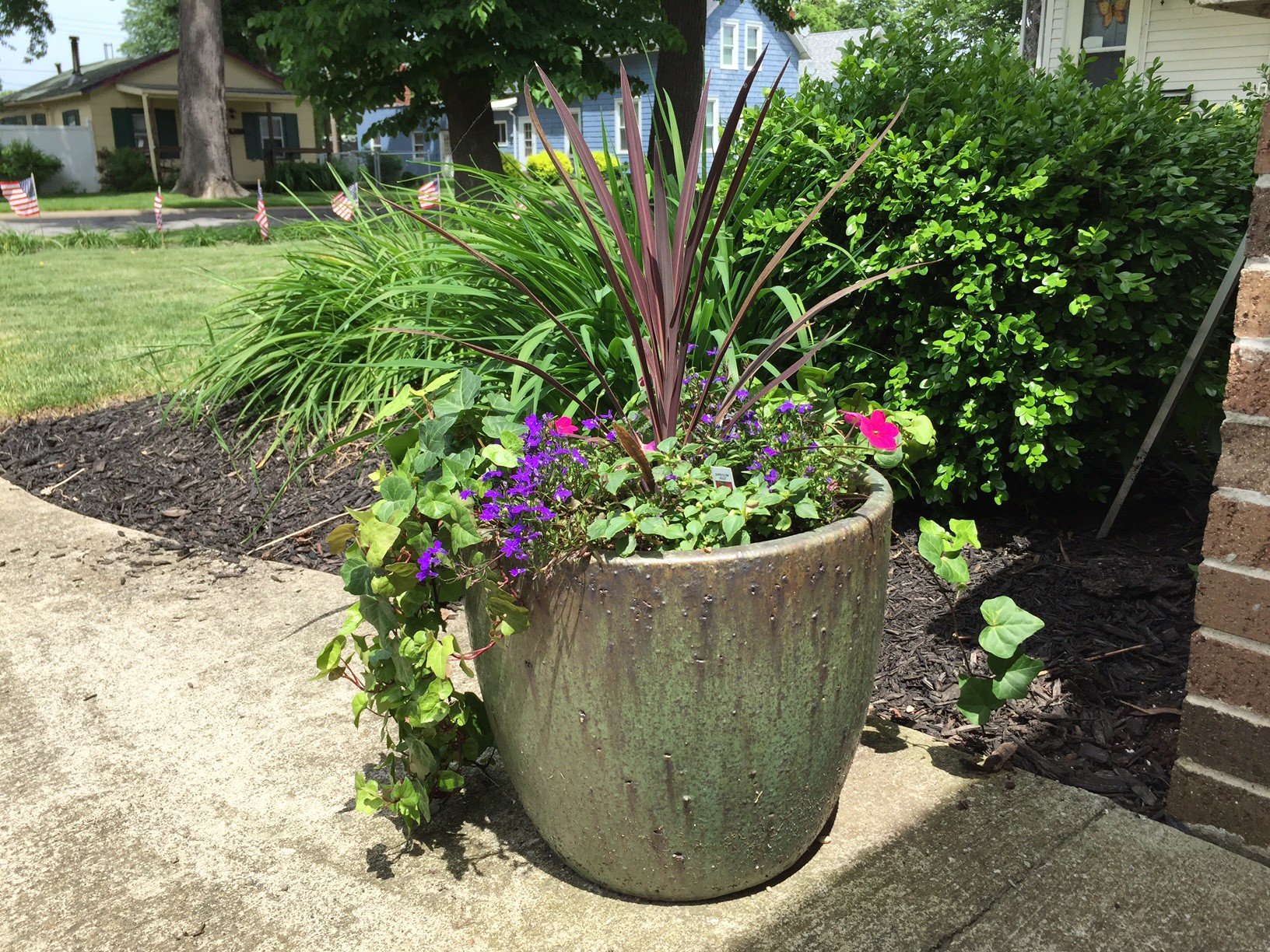 how to make large flower pots